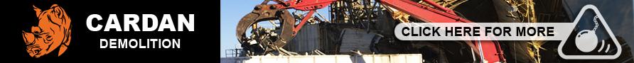 CC small Demolition & Excavation