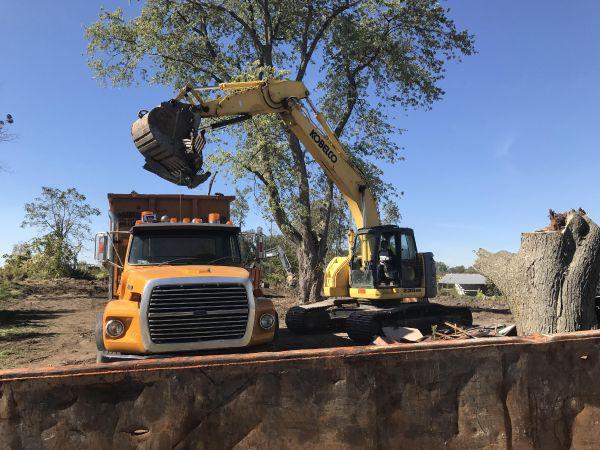 Excavation 1